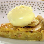 James Martin apple and treacle tart recipe on Saturday Mornings