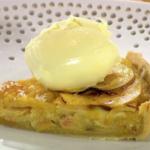 James Martin apple and treacle tart recipe on Saturday Mornings