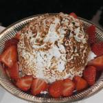 Anna Haugh baked Alaska with Italian meringue recipe on Royal Recipes
