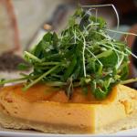 Anna Haugh tarte owte of lente recipe (cheese tart) on Royal Recipes