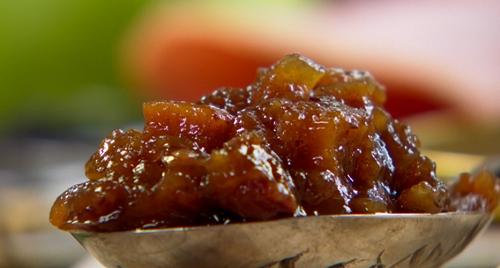 Anna Haugh Marrow Chutney Recipe On Royal Recipes The