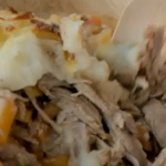Jamie Oliver duck shepherd's pie recipe on Jamie and Jimmy's Friday Night Feast