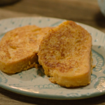 Nigella Lawson Parmesan French toast recipe