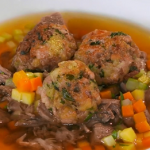 Paul Ainsworth mock turtle soup recipe on Royal Recipes
