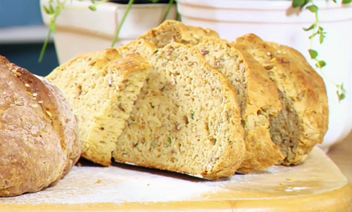Carolyn Robb Soda Bread Recipe On Royal Recipes The Talent Zone