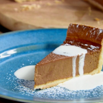 Paul Ainsworth sweet potato pie recipe on Royal Recipes