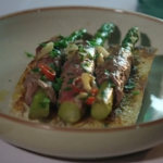 Gino's beef with asparagus recipe