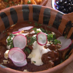 Rick Stein carne con chile stew recipe