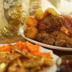 Matt Tebbutt Christmas dinner with Hasselback potatoes recipe Save Money: Good Food