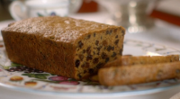 Mary Berry served up a tasty Earl grey tea loaf with unsalted butter on Mary Berry's Country House Secrets. The ingredients are: 175g currants, 175g sultanas, 300ml strong hot Earl...