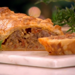 Phil's giant sausage roll recipe on This Morning