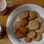 Paul Hollywood mum's ginger biscuit recipe on Paul Hollywood: A Baker's Life