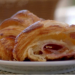 Paul Hollywood ham and cheese croissant recipe on Paul Hollywood: A Baker's Life