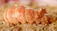 Russell Grant joined Si and Dave at home for Christmas where they served up a luxury lobster mac 'n' cheese dish. The ingredients are: 300g macaroni, salt, to taste, 4...