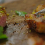 Jamie Oliver mutton chops with peanut sauce recipe