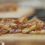 Matt Tebbutt onion tart canapes recipe Save Money: Good Food