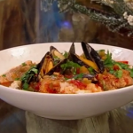 Rick Stein Italian seafood stew recipe on Saturday Kitchen
