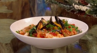 Rick Stein served up a tasty Italian seafood stew (cioppino) for the festive season on Saturday Kitchen. See all of Rick's Mexican inspired recipes in his book titled: Rick Stein:...