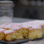 Paul Hollywood coconut tray bake recipe on Paul Hollywood: A Baker's Life