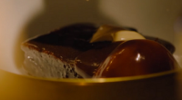Nigella Lawson served up a delicious dark sticky toffee pudding and brandy salted caramel ice cream on Nigella: At My Table. The ingredients for the sponge are: 200g soft dried...