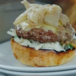 Jamie Oliver rose veal burger recipe