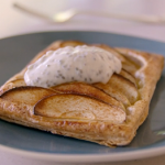 Tom Kerridge French apple tarts recipe on Lose Weight For Good