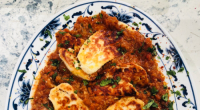 Chef John Gregory-Smith showcased his tasty Moroccan dishes on Sunday Brunch. The dishes include a zaalouk (smoked aubergine dish), a prawn with preserved lemon and ginger dish, a slow cooked...