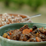 The Bikers daube de boeuf ( boozy beef stew with brandy and red wine) recipe