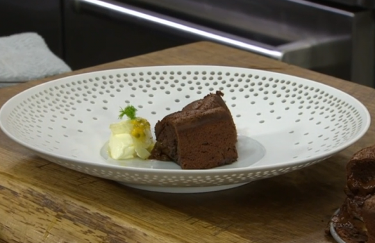 Pound Cake Recipe Uk Mary Berry: James Martin Flourless Chocolate Mousse Cake With Candied