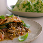 Tom Kerridge one-layer lasagne recipe on Lose Weight For Good