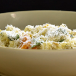 Stacie Stewart creamy risotto recipe on How to Lose Weight Well