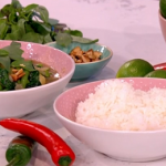 Phil Vickery spice up your life Thai curry recipe on This Morning