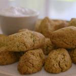 Tom Kerridge low calorie baked falafel with tzatziki recipe