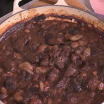 John Torode 5-in-1 classic beef and red wine stew recipe on This Morning