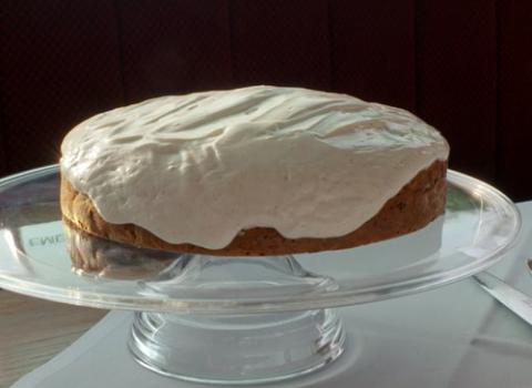 Junior Bake Off Carrot Cake Recipe