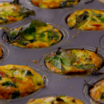 Joe Wicks egg 'n' chorizo muffins recipe on The Body Coach