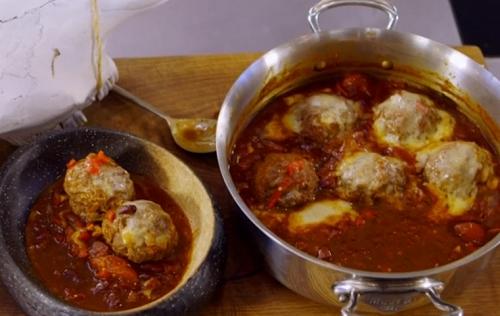 James Martin Tomato Soup Saturday Kitchen
