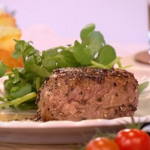John Torode sizzling steak with whisky recipe on This Morning
