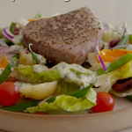 Tom Kerridge low calorie tuna nicoise salad recipe