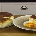 James Martin white chocolate and banana cheesecake with whiskey recipe