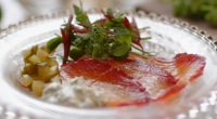 Mary Berry served up beetroot gravadlax with a horseradish sauce for a tasty starter on Classic Mary Berry. Mary used beetroot instead of dill for her twist on this Scandinavian...