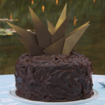 Paul Hollywood devil's food cake recipe on The Great Celebrity Bake Off