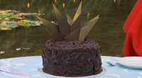 Paul Hollywood showcased his devil's food cake on The Great Celebrity Bake Off Stand Up for cancer. Paul provided the recipe to the celebrities for this week's technical challenge. The...