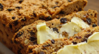 Simon Rimmer bakes a delicious Granny's cake on today's episode of Sunday Brunch. The ingredients are: 450g self raising flour, 125g butter, 125g caster sugar, 450g mixed fruit and peel,...