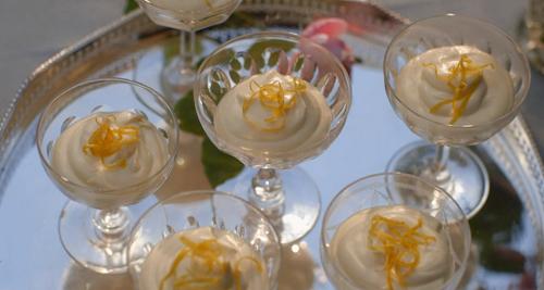 mary berry lemon syllabub recipe tv foods On mary berry lemon cream pots