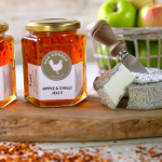 Sara's apple and chilli jelly recipe on Top of the Shop with Tom Kerridge