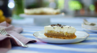 Mary Berry served up a delicious banoffee pie with digestive biscuits and condensed milk on Classic Mary Berry. The ingredients for the base are: 150g digestive biscuits (about 10) and...