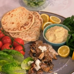John Torode chicken kebab recipe on This Morning