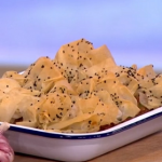 Tom Kerridge spicy pork pie recipe on This Morning
