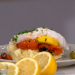 John Torode quick and easy fish traybake recipe on This Morning